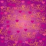 Love background — Stock Vector #25649563
