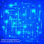 抽象的な背景の光 elementsfor とあなたのデザイン。eps10 — ストックベクタ