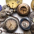 Old clocks — Stock Photo #20876517