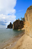Lake Baikal. Summer Day  — Stock Photo