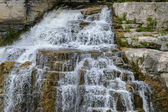 Inglis Falls in Owen Sound, Ontario, Canada — Stock Photo