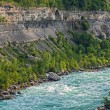Stock Photo: Lower Niagarriver, Ontario Canada