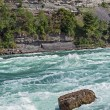 Niagara river rapids. — Stock Photo