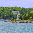 Big Tube Lighthouse Tobermory in Bruce Peninsula, Ontario, Cana — Stock Photo #13872195