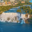 Aerial View on Niagara Falls from Skylon Tower — Stockfoto