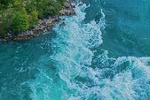 Lower Niagara river, Ontario Canada — Stock Photo