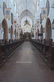 Katedra w Gdańsku Oliwie Polska — Zdjęcie stockowe