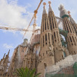 Stock Photo: SagradFamilia, Barcelona
