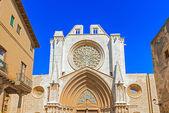 Cathedral of Tarragona — Stock Photo