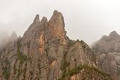 Montserrat mountain near Barcelona in Catalonia, Spain — Stock Photo