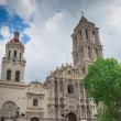 Cathedral de Santiago in Saltillo, Mexico — Stock Photo