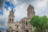 Cathedral de Santiago in Saltillo, Mexico — Foto Stock