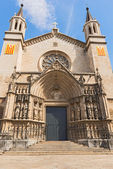 Vilafranca del Penedes, Spain — Stock Photo