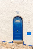 Old house in Sitges Spain — Stock Photo