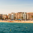 Lloret de Mar Costa Brava, Catalonia, Spain — Stock Photo #36310307