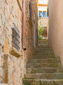 Tossa de Mar medievaltown in Catalonia, Spain — 图库照片