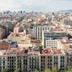 Buildings in Barcelona, Spain — Stock Photo #37275105