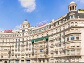 Buildings in Barcelona, Spain — Stock Photo