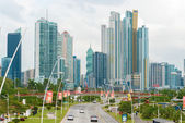 Panama City — Stockfoto
