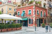 Kan ramonet restaurang i barcelona spanien — Stockfoto