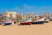 Calella Spain — Stockfoto