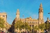 La fabrica del sol in Barcelona, Spain. — Stock Photo