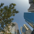Highrise buildings in Hong Kong — Stock Photo #6989585