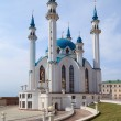 Kul Sharif Mosque in Kazan Kremlin. - Stock Photo