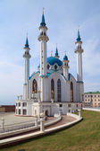 Kul Sharif Mosque in Kazan Kremlin. — Stock Photo