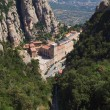 Stock Photo: Montserrat monastery. Catalonia, Spain