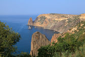 Fiolent Cape. Black Sea. Crimea. — Stock Photo