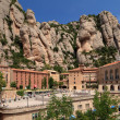 Montserrat monastery. Catalonia, Spain — Stock Photo #32826861