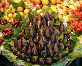 Fruit market in Barcelona. — Stock Photo