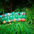Stock Photo: Bracelet with beads