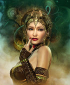 Enchantress — Stock Photo