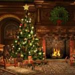 A Very Merry Christmas — Stock Photo