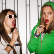 Naughty girls — Stock Photo #13890601