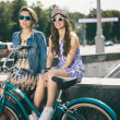 Young active women — Stock Photo #26070857