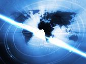 World Business Background — Stock Photo
