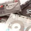 Cassette background — Stock Photo #21766623