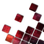 Oude grunge achtergrond met abstracte doek textuur — Stockfoto