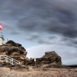 Australia, Point Lonsdale Lighthouse, June 2011 - Stock Photo