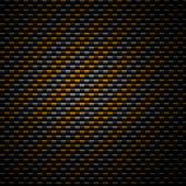 Gele strepen grunge achtergrond met textuur — Stockfoto