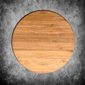 Struttura in ferro e legno — Foto Stock