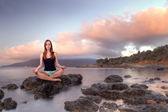 Yoga — Stock fotografie