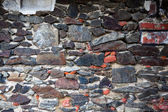 Old Stone Wall Texture — Photo