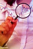 Commodity trading — Stock Photo