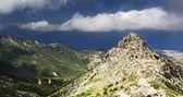 горы скалы, красивый пейзаж — Стоковое фото