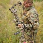 Modern Bow Hunter — Stock Photo #12574570