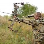 Modern Bow Hunter — Stock Photo #12574665